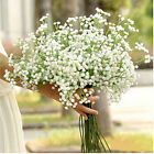 1/5pcs Artificial Fake Baby's Breath Gypsophila Silk Flowers Party Wedding Decor