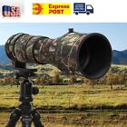 For Sigma 150-600mm Rubber Lens Protective Coat Cover Camo Contemporary// Sport