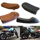 "20.9"" US Motorcycle Cafe Racer Seat Saddle For Suzuki,Honda,Yamaha SR400 XS650 $40.5 USD on eBay"