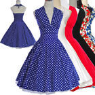 Marilyn Monroe 50s 60s Style Vintage Retro Dress Rockabilly Swing Party Dresses