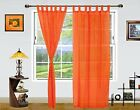 Door Curtain For Bedroom Window Blackout Room Darkening Cotton Curtain