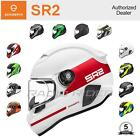 NEW Schuberth SR2 Motorcycle Racing Helmet | All Sizes & Colors | Free Shipping