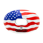 Battle Oxygen Convertible Chrome Football Mouthguard Mouthpiece Fits YouthAdult