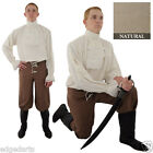 Napoleonic Shirt with Frills - Reenactment, Larp, Fancy Dress and Cosplay