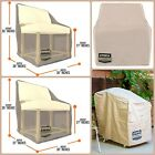 Waterproof Outdoor Furniture Covers Garden Patio Chair Covers Medium Large