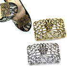 1Pc Retro Bronze Silver Hollow Metal Shoe Buckle Clip Removable Women Shoe Decor