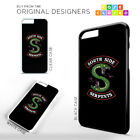 RIVERDALE JUGHEAD JONES SOUTHSIDE SERPENTS Phone Case Cover For iPhone Samsung