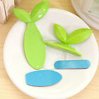 1 Pcs Leaf Style Toilet Seat Handle Seat Cover Lifting Bathroom Tools US New
