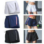 New Arrival Running Fitness Shorts Womens Casual Gym Workout Pants Polyester