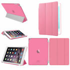 Smart Magnetic Leather Stand Case Cover For Apple iPad 1 2 3 4 Mini Air Pro 9.7