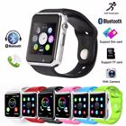 A1 Bluetooth Smart Wrist Watch Phone Support GSM SIM Card For Android iOS