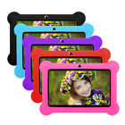 """7"""" Inch Android 4.4 Kid Tablet PC 8GB Quad Core Dual Camera 1.3 GHz Xmas Gift US"""