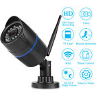 Wireless WIFI IP Camera CCTV Outdoor Security Motion Detection IR Cut Spy Cam