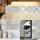 Self Adhesive Tile Stickers Home Decor Kitchen Bathroom Wall Diy Decal Sticker