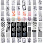 Внешний вид - DIY Silicone Clear Rubber Stamps Seal Plastic Embossing Folders Scrapbooking