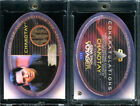 2003 The Complete Star Trek Voyager # CC3 Chakotay Costume Card Gold on eBay
