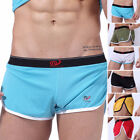 Mesh Casual Boxer Breathable Comfy Training Sport Shorts Running Gym Fitness