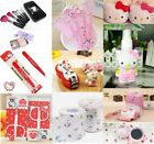 Внешний вид - Cute Hello Kitty Makeup Tool Comb Mirror Brushes Nail Toothbrush Healty Beauty