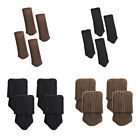 16x/32x Chair Leg Knit Socks Caps Pad Furniture Table Feet Cover Floor Protector