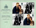 GB 2018 MINT ROYAL WEDDING PRINCE HARRY MINIATURE SHEET & PACK M24