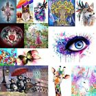 5D Diamond Painting Embroidery Cross Crafts Stitch Kit Home Decor DIY 2018