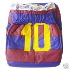 Diapers Baby Barca FCB Football Club Barcelona 12 Pieces Messi Neymar Shield
