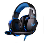 EACH USB Earphone Stereo Gaming Headset Gamer PC Headphhones And Mic in One