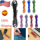 KeySmart Extended Compact Key Holder and Keychain  Organizer Add-on Accessory US