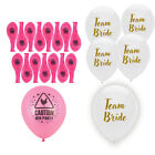 BULK BUY OFFERS TEAM BRIDE OR HEN PARTY NIGHT DO BALLOONS BRIDE TO BE