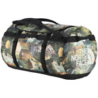 The North Face TNF M-L Wicked Camp Travel Luggage Duffel Bag Backpack Hiker Print