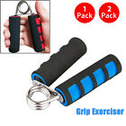 1/2X Exercise Foam Hand Grippers Forearm Grip Strengthener Grips Heavy Exerciser image