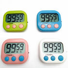 Great Count-Down Timer Large Display Digital Kitchen Cooking Up Clock Loud Alarm