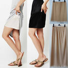 Women Half Slip Waist Intimate Petticoat Half Slips Dress Fashion Underskirt New