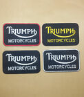 Triumph Super Motorcycle BIKER Iron/Sew On Embroidered Patch £1.89 GBP on eBay
