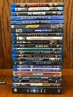 Blu Ray Movies Lot You Pick & Choose Action Comedy Sci-Fi  $0.25 s/h additional!