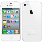 Sealed In Retail Box Apple iPhone 4 - 16GB - Black White - A1332 GSM UNLOCKED