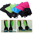 Waterproof Leg Gaiter Legging Outdoor Snow Rain Climbing Walking Boot Cover