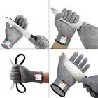 Kitchen HPPE Cut Resistant Gloves Meat Cutter Safety Mittens Anti Slash Gloves