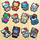 Embroidery STAR WARS HELLO KITTY Iron On Patch DARTH VADER STAR WARS EMPIRE JEDI $2.49 USD on eBay
