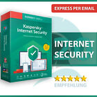 Kaspersky Internet Security 2021 (1, 2, 3, 5, 10 PC / Geräte)...