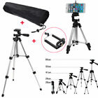 UK Professional Camera Tripod + Stand Holder +Bag For Smart Phone iPhone Samsung