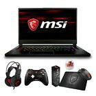 "MSI GS65 Stealth THIN 15.6"" 144Hz Core i7-8750H GTX 1070 1060 Gaming Laptop"