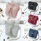 New Women Lady Leather Handbag Shoulder Messenger Satchel Tote Crossbody Bags