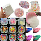 Multi-Clear KAWAII Slime Cute Crystal Fruit Salad Fimo putty Kids Gag Gift Toy