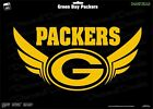 Green Bay Packers Vinyl Decal NFL Football Car Window Sticker Cornhole Wall Room on eBay