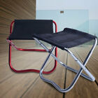 Small Flip Picnic Chair Stool Folding Camping Beach BBQ Seat for Outdoor Fishing