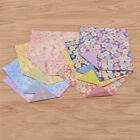 Внешний вид - 60 Sheets Origami Paper Flowers Printing Papers Card Double Sided Handmaking