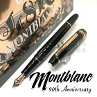 Montblanc Special Edition 90th Anniversary 145 Rose Gold Fountain Pen
