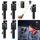 New Monopod Extandable Selfie Stick Telescopic For Samsung Galaxy A6 (2018 - AUX