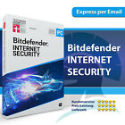 Bitdefender Internet Security 2019 (1-10 Windows-PC) 1, 2 und 3 Jahre